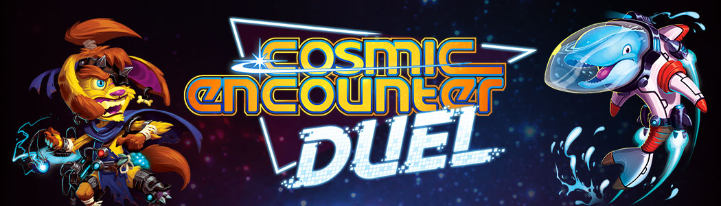 PRESALE Duel board game fantasy flight FFG New Cosmic Encounter