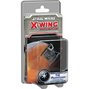 TIE Aggressor Expansion Pack: X-Wing -  Fantasy Flight Games