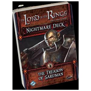 The Treason of Saruman: LOTR LCG -  Fantasy Flight Games
