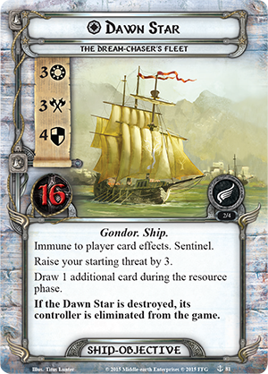 """5e extension Deluxe """"The grey havens"""" Dawn-star"""