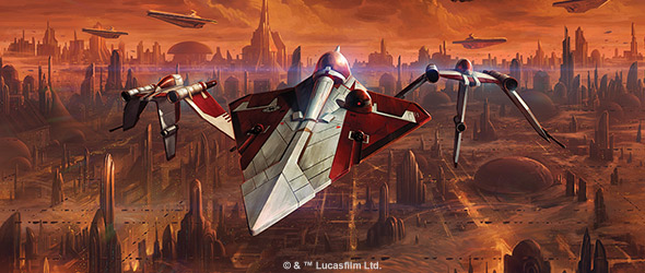 enter the clone wars fantasy flight games