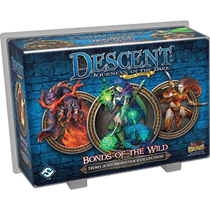 Descent 2nd Edition: Bonds of the Wild -  Fantasy Flight Games