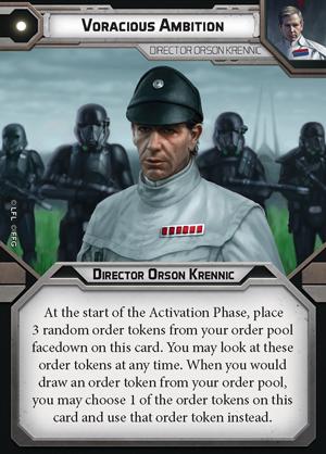 Rapid Reaction: Director Orson Krennic 2