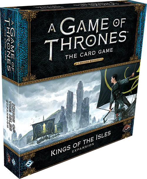 A Game of Thrones: Card Game - Kings of the Isles