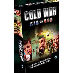 Cold War: CIA vs KGB  (T.O.S.) -  Fantasy Flight Games
