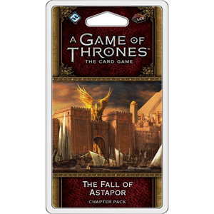 The Fall of Astapor Chapter Pack: AGOT LCG -  Fantasy Flight Games