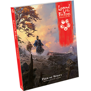 Path of Waves: Legend of the Five Rings RPG -  Fantasy Flight Games