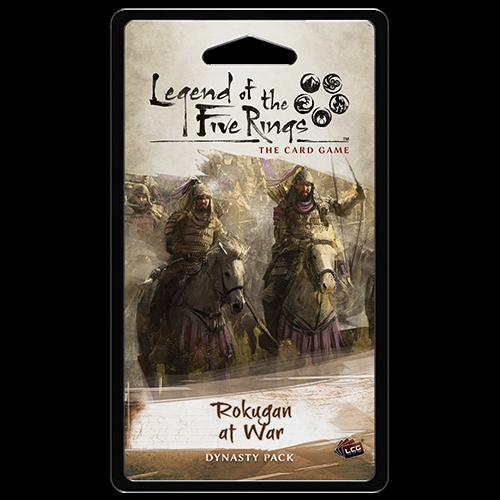 Rokugan at War: L5R LCG -  Fantasy Flight Games