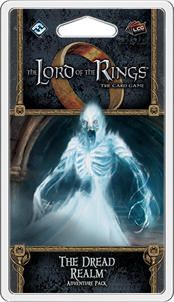 Image result for lotr lcg dread realm""