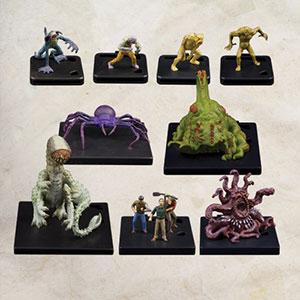 Lloigor Arkham Horror D/&D Prepainted Miniature