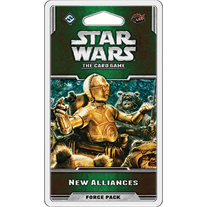 New Alliance Force Pack: Star Wars LCG -  Fantasy Flight Games