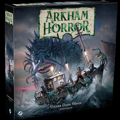 Arkham Horror Third Edition: Under Dark Waves -  Fantasy Flight Games