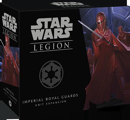 Star Wars Legion -  Imperial Royal Guards Unit Expansion
