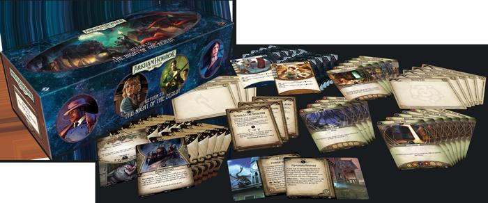 Return to the Night of the Zealot: Arkham Horror LCG -  Fantasy Flight Games