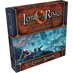 LOTR LCG: The Land of Shadow -  Fantasy Flight Games