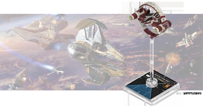 Star Wars X-Wing Expansiones Eta-2 Actis Pack novedades GEN CON 2020. Fantasy Flight Games in flight 2020