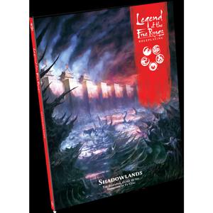 Shadowlands: Legend of the Five Rings RPG  -  Fantasy Flight Games
