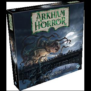 Arkham Horror Third Edition: The Dead of Night - Fantasy Flight Games