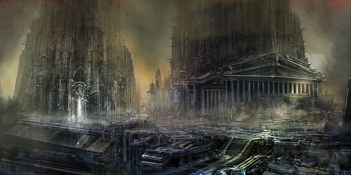 What Are Your Favorite Concept Art Pieces Of The Imperium