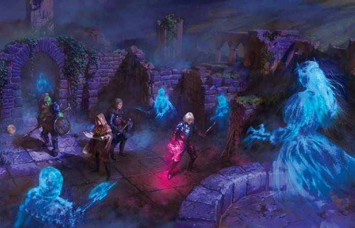 Realms of Terrinoth - Fantasy Flight Games