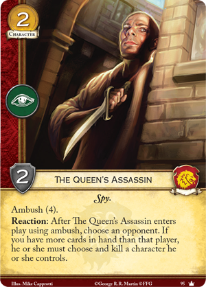 [JCE/LCG] Le Trône de Fer/A Game of Thrones 2nd Edition - Page 4 The-queens-assassin
