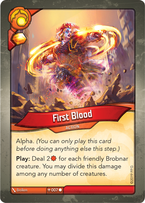 Card image for First Blood