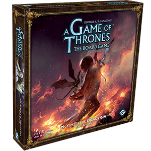 Mother of Dragons: A Game Of Thrones The Board Game (T.O.S.) -  Fantasy Flight Games