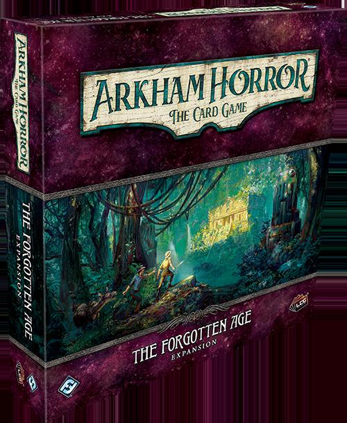 Arkham Horror: The Forgotten Age - Dangers