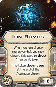 WAVE VII - NEWS !!! ONLY !!! Ion-bombs