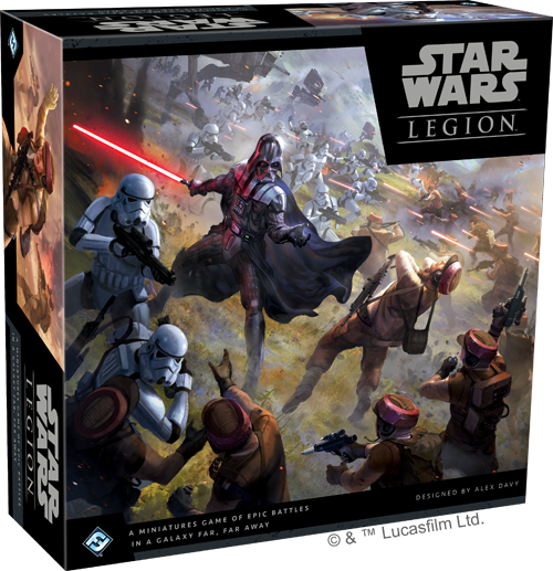 Star Wars™: Legion - Fantasy Flight Games