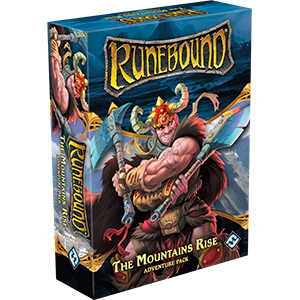 The Mountains Rise Adventure Pack: RuneBound 3rd Edition -  Fantasy Flight Games