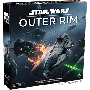 Star Wars: Outer Rim -  Fantasy Flight Games