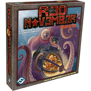 Red November (T.O.S.) -  Fantasy Flight Games
