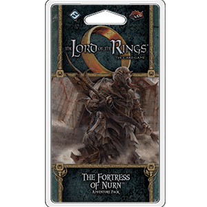 The Fortress of Nurn Adventure Pack: LOTR LCG (T.O.S.) -  Fantasy Flight Games