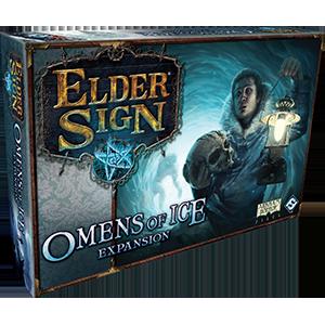 Omens of Ice: Elder Sign -  Fantasy Flight Games