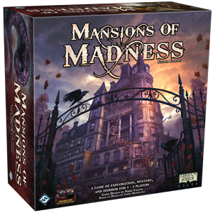 Mansions of Madness 2nd Edition -  Fantasy Flight Games