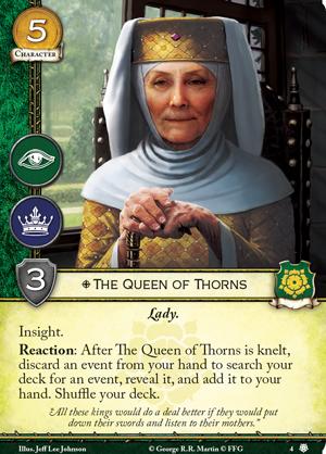 Hidden Thorns - Fantasy Flight Games