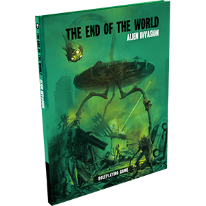 Alien Invasion: The End of the World RPG -  Fantasy Flight Games