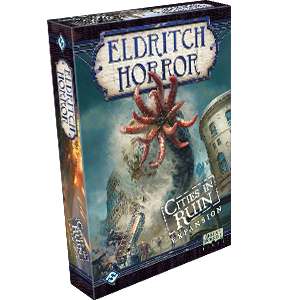 Cities in Ruin: Eldritch Horror -  Fantasy Flight Games