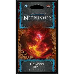 Crimson Dust Data Pack: Netrunner LCG  -  Fantasy Flight Games