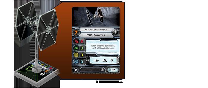X-Wing™ 101: Imperial Veterans - Fantasy Flight Games