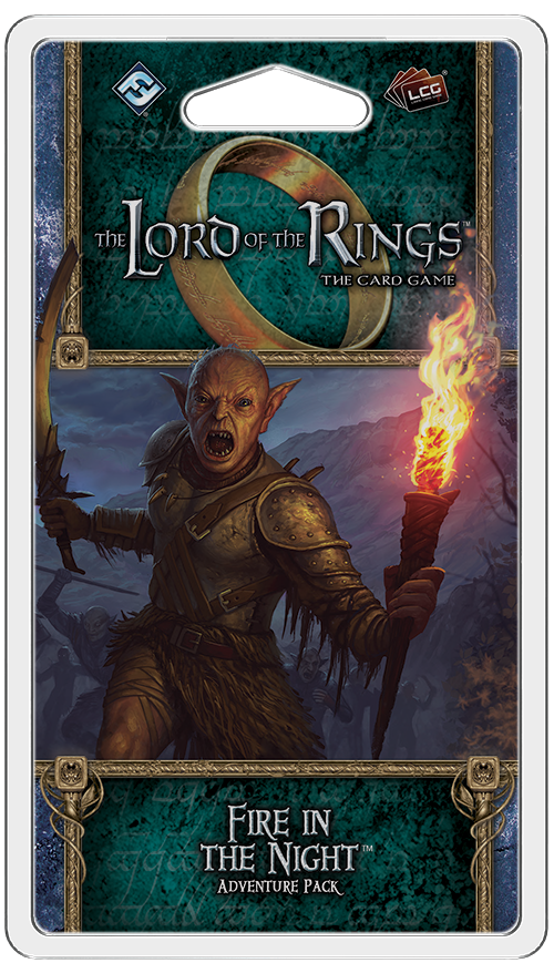 Image result for lotr lcg fire in the night