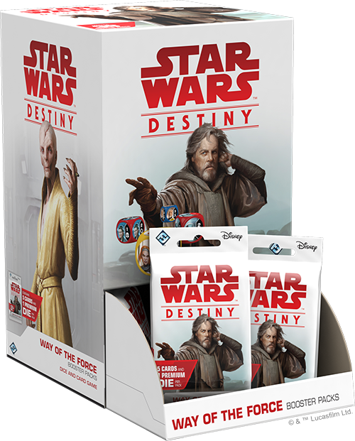 Star Wars Destiny: Way of the Force Podracing