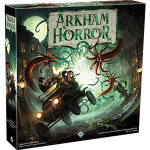 Arkham Horror Boardgame Third Edition (T.O.S.) -  Fantasy Flight Games