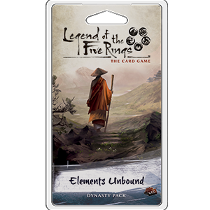 Elements Unbound: L5R LCG -  Fantasy Flight Games