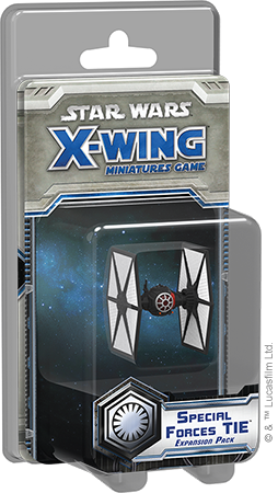 X-Wing Miniatures Collision Detector System upgrade card Star Wars