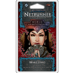 2016 World Championship Runner Deck: Netrunner LCG (T.O.S.) -  Fantasy Flight Games