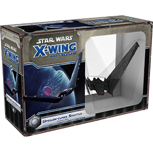 Upsilon-Class Shuttle Expansion Pack: X-Wing -  Fantasy Flight Games