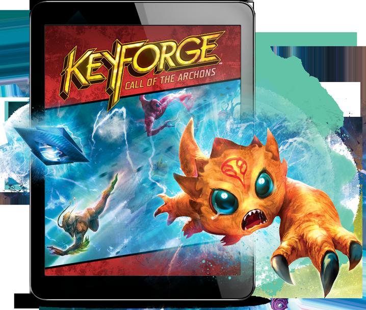 Keyforge Kf01_tablet-screen