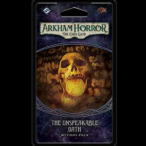 The Unspeakable Oath Mythos Pack: Arkham Horror LCG -  Fantasy Flight Games